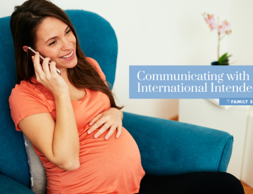 Communicating with International Intended Parents