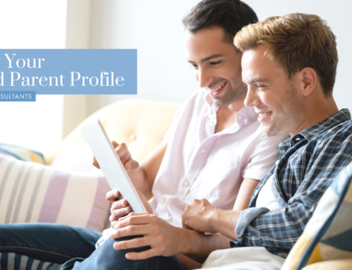 Creating Your Intended Parent Profile
