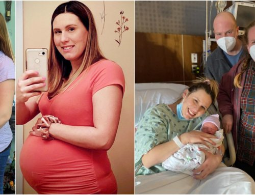 Why I am Proud to Be a Surrogate: Danyelle's Surrogacy Story